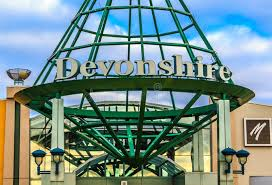 devonshire mall sign editorial photo image of southern 48519486