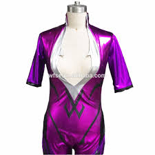 Catsuit Halloween Costumes Halloween Party Costumes Ow Game Amelie Lacroix Widowmaker