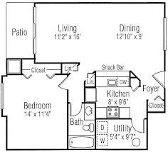 D D Floor Plans View Polo Club Apartments 1 Or 2 Bedroom Floor Plans
