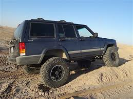 muddy jeep cherokee introducing project xtremej