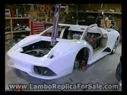 build a lamborghini kit car lamborghini murcielago lp640 replica update building lambo doors