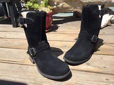 s ugg australia chaney boots ugg australia chaney boots s 10 black ebay