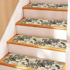 soloom carpet stair treads non slip set of 13 indoor skid