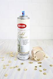 Do It Spray Paint - answering which gold spray paint is best gold spray paint