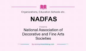 Decorative Definition What Does Nadfas Mean Definition Of Nadfas Nadfas Stands For