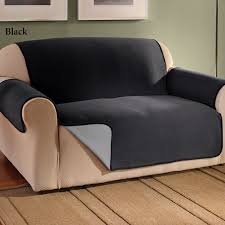 Leather Sofas Covers Black Leather Sofa Covers