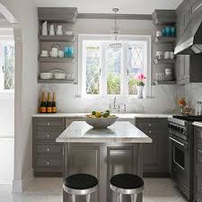 Charcoal Gray Kitchen Cabinets Charcoal Gray Kitchen Islands Design Ideas