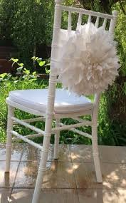paper chair covers diy curly chair cover from style me pretty we are going to try