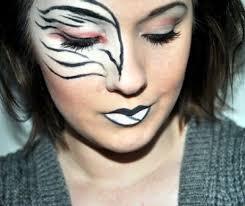 Halloween Costumes Zebra 62 Zebra Images Zebra Costume Zebra Makeup