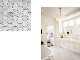 fantastic decorating ideas with hexagon bathroom tile u2013 hexagonal