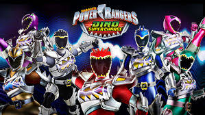 power rangers dino charge netflix