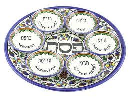 the seder plate seder plate here is