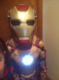 ironman halloween costume made an arch reactor for my nephew u0027s iron man halloween costume