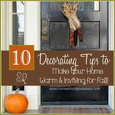 Decorating Your Home For Fall Huge List Of Free Homeschool Curriculum U0026 Resources Money Saving
