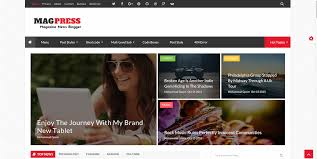 templates blogger themes top 30 best free responsive blogger templates 2018 colorlib