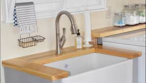 Moen Kitchen Faucets Lowe U0027s by Laundry Tub Faucet Large Laundry Tub Porcelain Laundry Sink 18