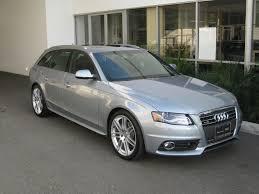 Audi A4 S Line 2005 2011 A4 Avant S Line Prestige