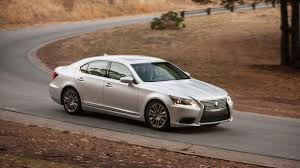 lexus sedan 2015 still confounding the germans 2015 lexus ls460 awd review notes