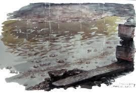 gurney journey mud puddle