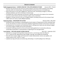 Best Font For Resume Reddit by A Law Resume That Made The Cut Top Law Schools Us News