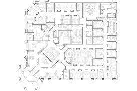 large floor plans modern style single office floor plan office building floor plans