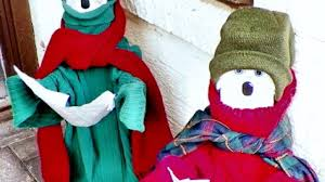 make adorable christmas caroler decorations diy home
