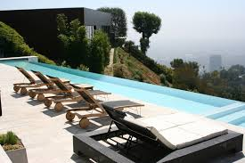 Chaise Lounge Pool Double Chaise Lounge Living Room Contemporary With Valley Home