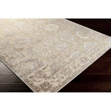 Damask Rugs Grey And Beige Area Rugs Pulliamdeffenbaugh Com