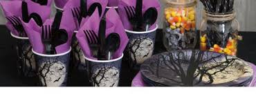 halloween tableware u0026 accessories