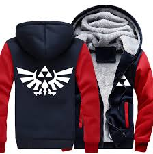 the legend of zelda jacket hoodie free shipping worldwide