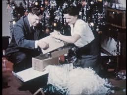 family christmas usa 1946 hd stock video 616 810 464