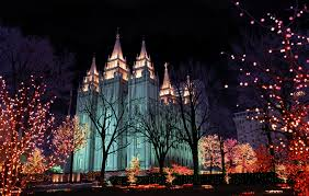 Pictures Of Christmas Lights by 12 Days Of Christmas Temple Square