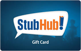 tickets gift card gift card at discount buy stubhub gift cards 5 discount