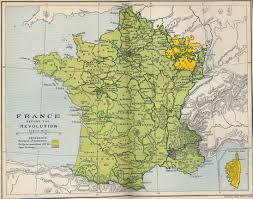 Map Of Europe Pre Ww1 by French Revolution Maps