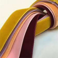 velvet ribbon 16mm velvet ribbon