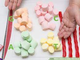 www edible how to make an edible dna model 10 steps with pictures