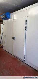 photo chambre froide occasion chambre froide négative 3 x 6 m moteur à distance a