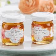 honey jar wedding favors honey wedding favors personalized honey jars