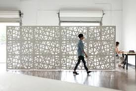 office privacy screen interior design