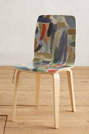 painterly tamsin dining chair anthropologie
