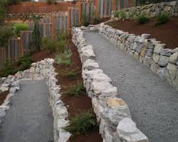 Landscaping Ideas Hillside Backyard Residential Steep Slope Landscaping Design Pictures Remodel