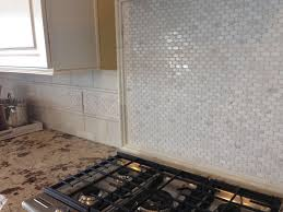 Marble Tile Kitchen Backsplash Oval Backsplash Tile Pinterest Kitchen Backsplash Kitchens