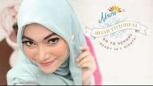 tutorial hijab noura noura hipop viyoutube com