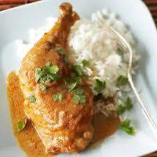 cuisiner cuisse de poulet cuisses poulet oignons cookeo recette facile a la maison
