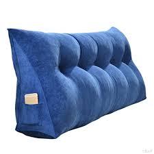 grand coussin de canapé seso uk canapé lit grand coussin de cale triangulaire rempli