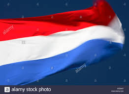 Hollanda Flag Dutch National Flag Red White Blue Holland The Netherlands