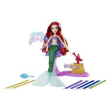 disney princess disney princess ariel u0027s royal ribbon salon disney princesses