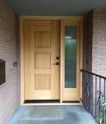 3 Panel Exterior Door Gallery Frank Lumber