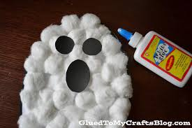 ghost kid craft