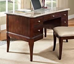 charlotte faux marble desk best home furniture decoration